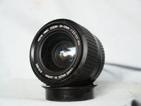 Pentax PK Fit Hoya 28-50mm Zoom Wide Angle Lens -Nice Bokeh-